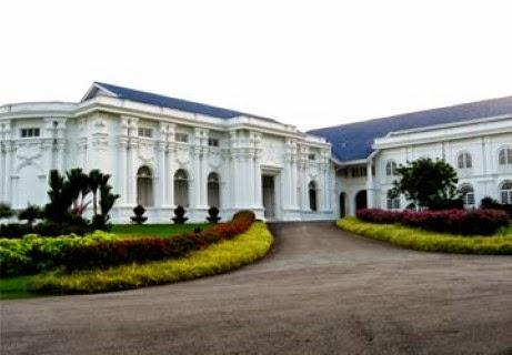 Istana Bukit Senere