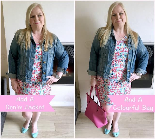 Curvissa Five Way Blogger Challenge - Holiday Style