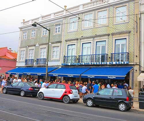 Pasteis de Belem, Lisboa.