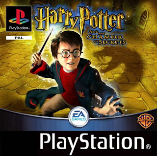 LINK Harry Potter And The Chamber Of Secrets PS1 ISO CLUBBIT