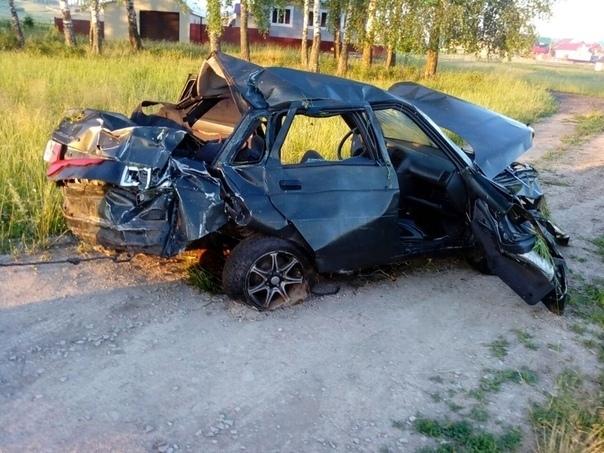 ДТП в Башкирии: погибли трое
