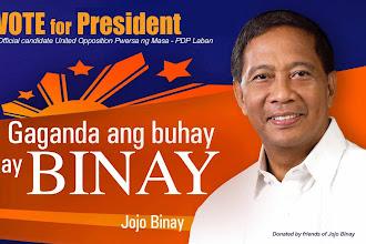 How Do You Solve a Problem Like Jejomar Binay