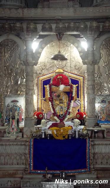 charbhuja nath temple, bhilwara