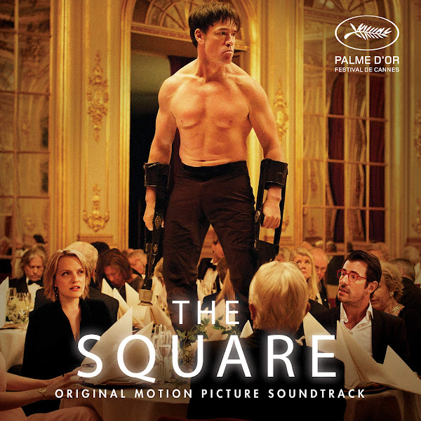 Various Artists - The Square (Original Motion Picture Soundtrack) Cover