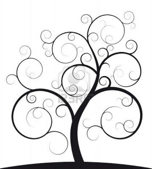 Risultati Immagini Per Albero Della Vita Disegno Da Colorare Tree