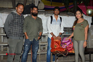 Actress Sri reddy (apthatrust director) Distrubuted Blankets for Orphans at Sai Baba Temple  0016.JPG