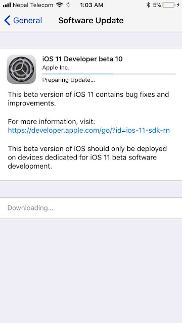 Here's how you can install iOS 11 beta 10 right from your iPhone or iPad without developer account or any computer.