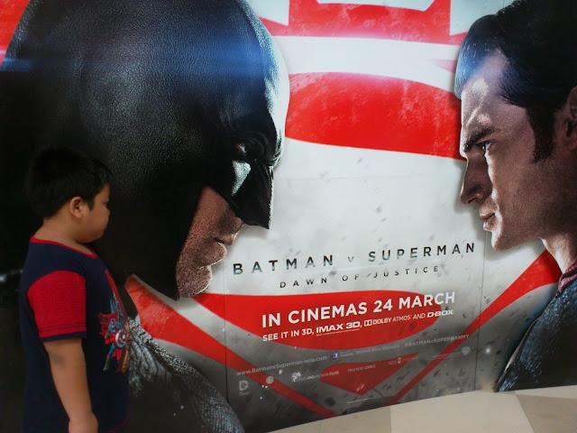 movie Batman v Superman
