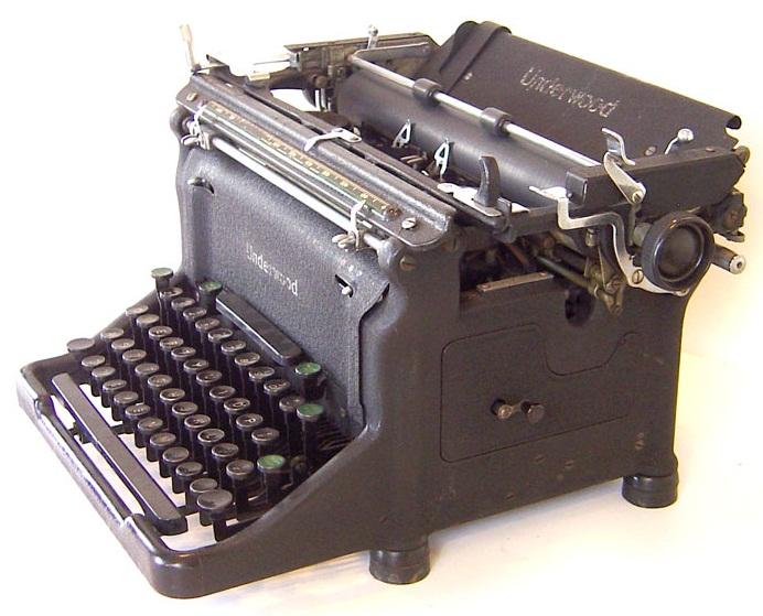 dating underwood typewriter fort polk dating