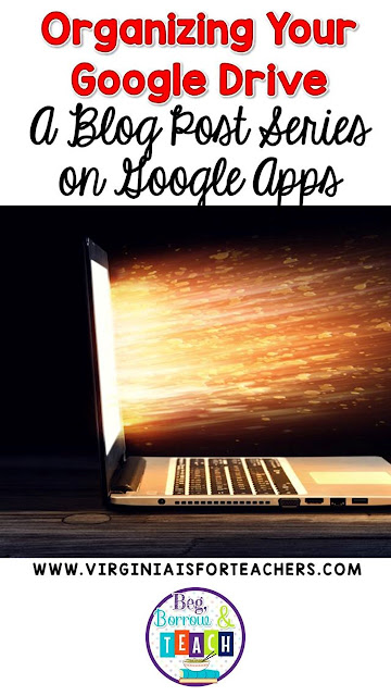 Organizing Files on Google Drive to Maximize Learning Time