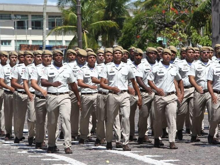 Polícia Militar forma 254 sargentos na Bahia