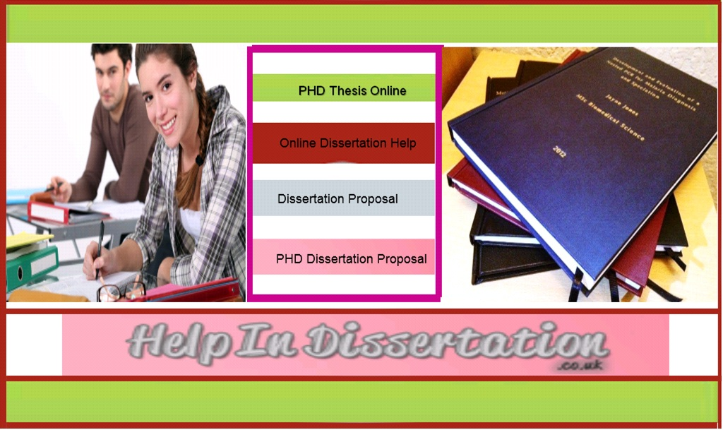 How to get phd thesis online