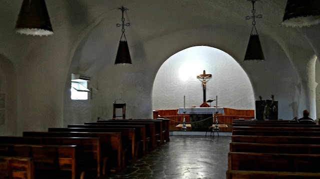 Interno Stella Maris