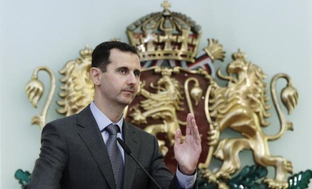 """Άσαντ: """"Οι Δυτικοί χρησιμοποιούν την τρομοκρατία για να πετύχουν τους πολιτικούς τους στόχους"""""""