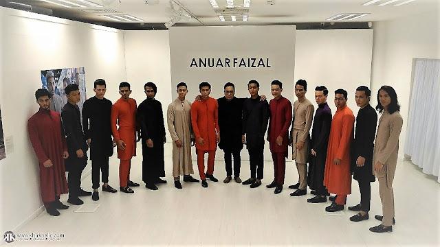 ANUARFAIZAL  |  Aidilfitri – Art Exhibition & Fashion Show, Galeri Seni Universiti Malaya,