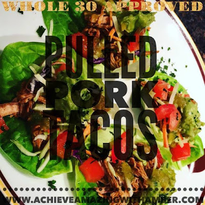 whole30, whole 30, whole 30 recipes, recipes, pulled pork recipe, clean eating, whole 30 pulled pork, whole30 taco, whole 30 pork tacos, whole 30 slow cooker, whole30 slow cooker pork taco, 21 day fix, healthy, paleo, primal