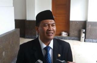 Oded M Danial Resmi Jadi Wali Kota Bandung Gantikan Ridwan Kamil