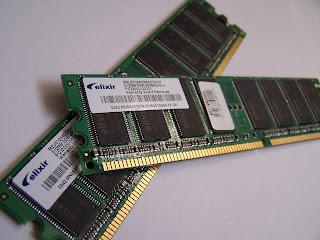 분리된 RAM