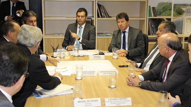 Parlamentares de Rondônia anunciam oficialmente projeto de duplicação da BR-364