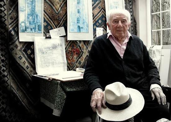 Sam Beazley, intérprete de Diretor Everardo, morre aos 101 anos | Ordem da Fênix Brasileira