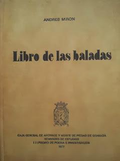 Libro de las baladas