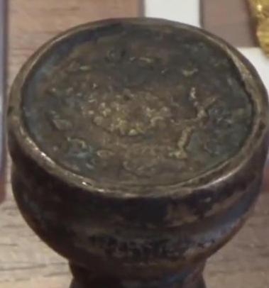 Cincin Nabi Sulaiman Ditemukan