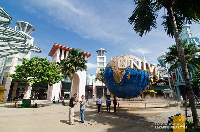 Sentosa Universal Studios Singapore