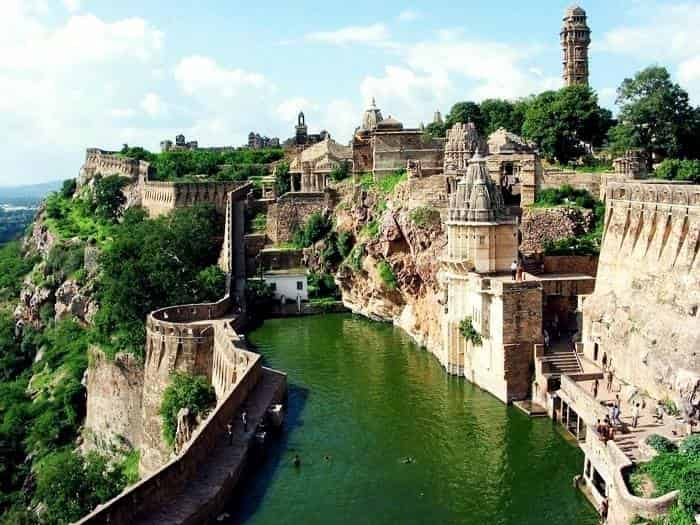 chittor-fort-killa