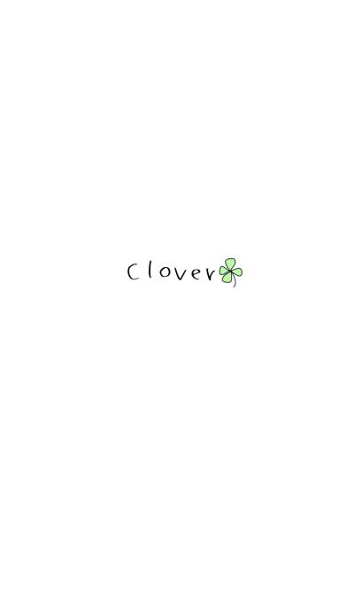 *Simple clovers*