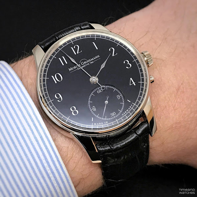Moritz Grossmann BENU wristshot