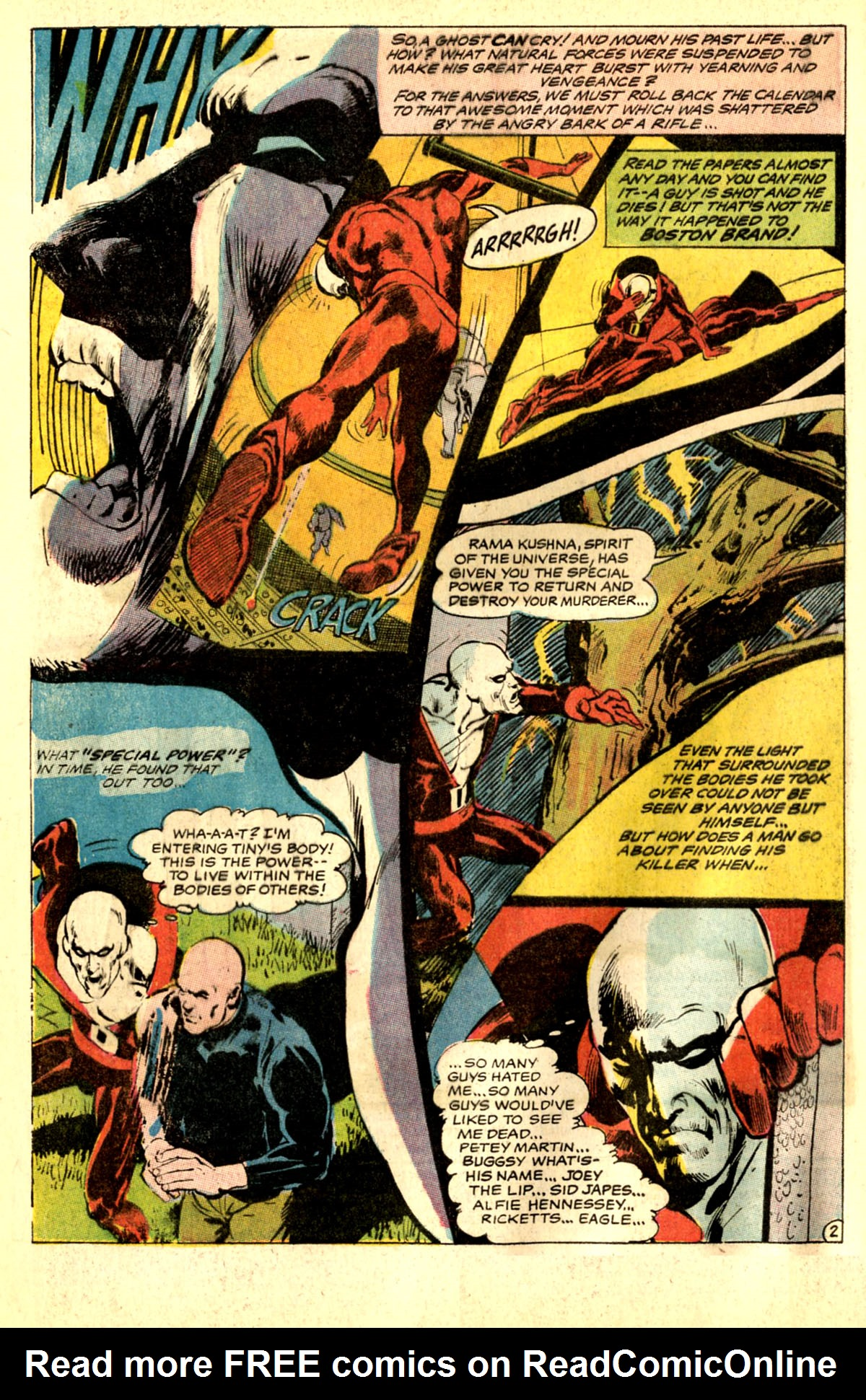 Strange Adventures (1950) issue 208 - Page 4