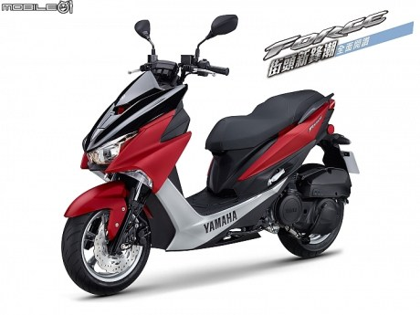 Matic Sport Baru Yamaha Force 155