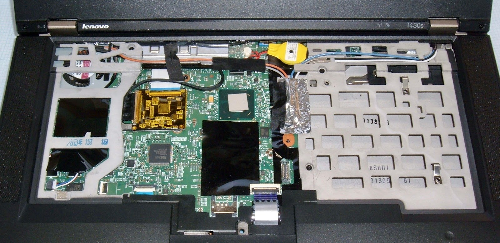 Syonyk's Project Blog: Thinkpad T430S IPS Screen Upgrade