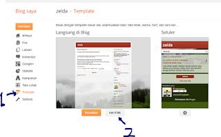 Cara memindahkan link blog lama ke link baru atau redirect link. - blog