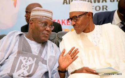"Ex-vp Atiku attack President Buhari say  ""I'm a job creator Unlike you"""