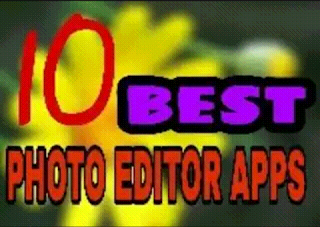 best photo editor app for android