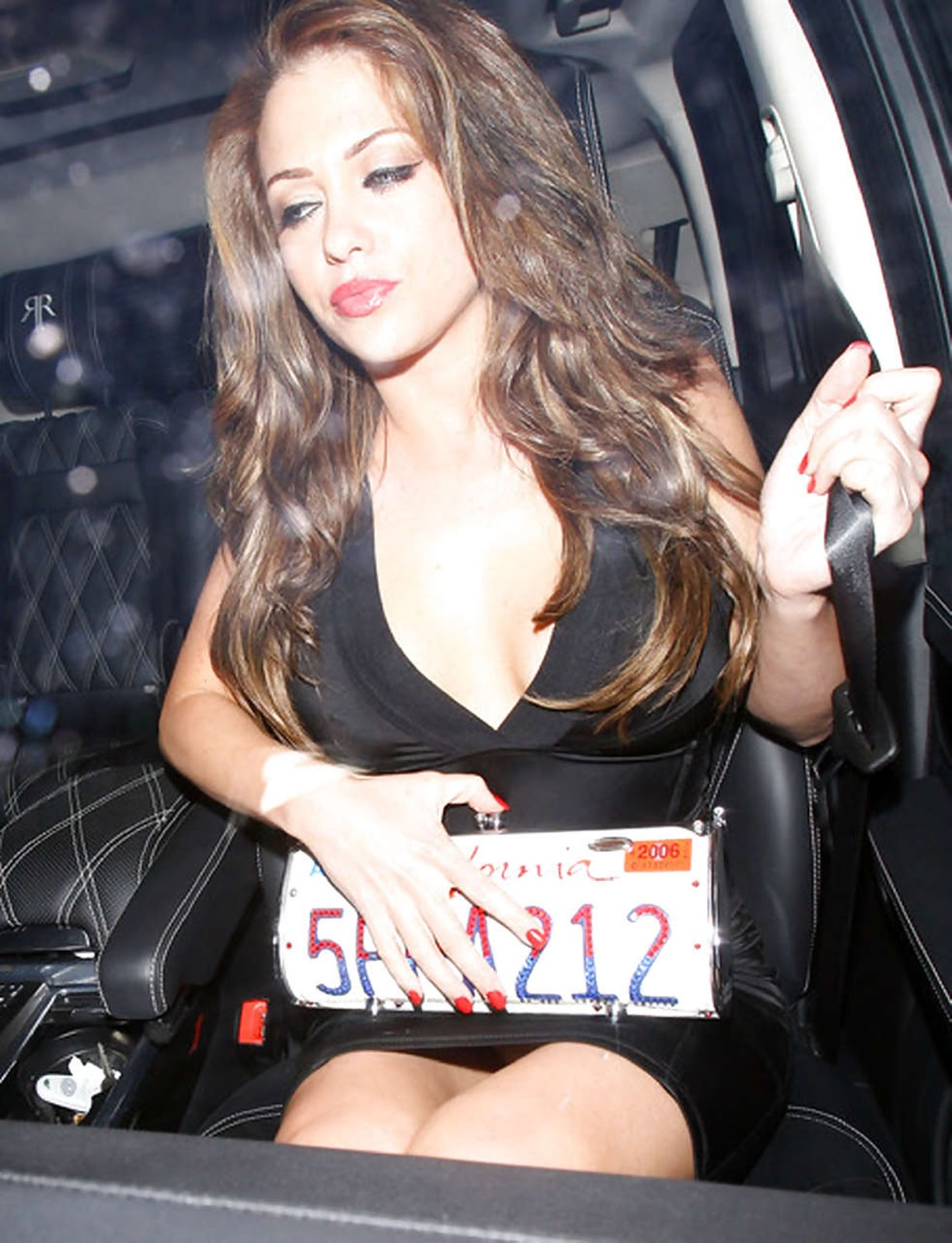 Bianca Gascoigne Up Skirt 76