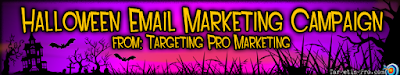 Halloween Email Marketing Campaign - Targeting Pro
