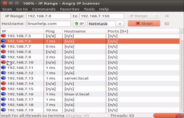 Como instalar o Angry IP Scanner, no Ubuntu,Linux Mint,Debian,Fedora,Mageia,openSUSE!