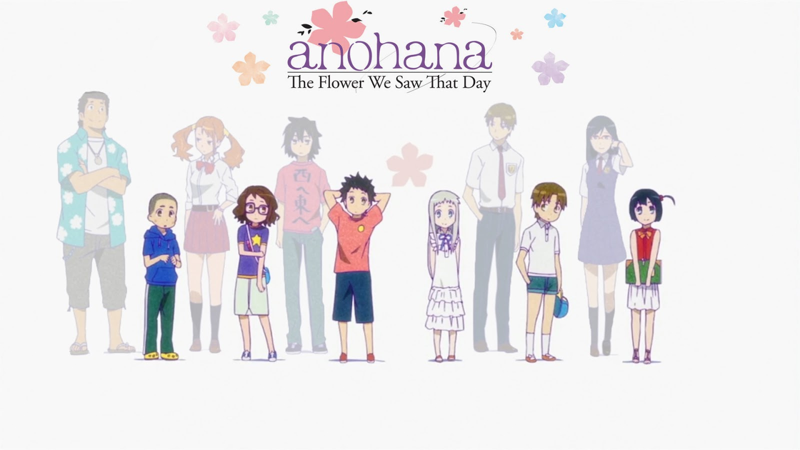 Anohana The Flower We Saw That Day Download Link