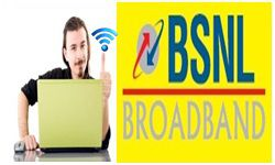 BSNL Limited and Unlimited Broadband plans