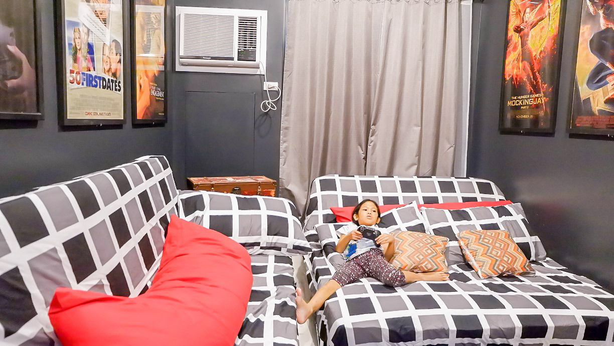 comfy stay at Moviebnb Pasig