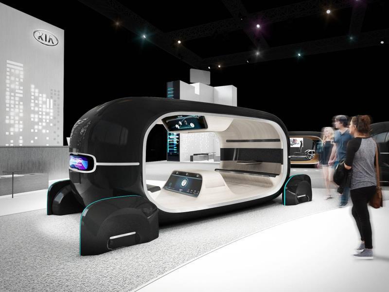 Kia to showcase AI-based emotion recognition technology
