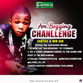 AM BEGGING CHALLENGE