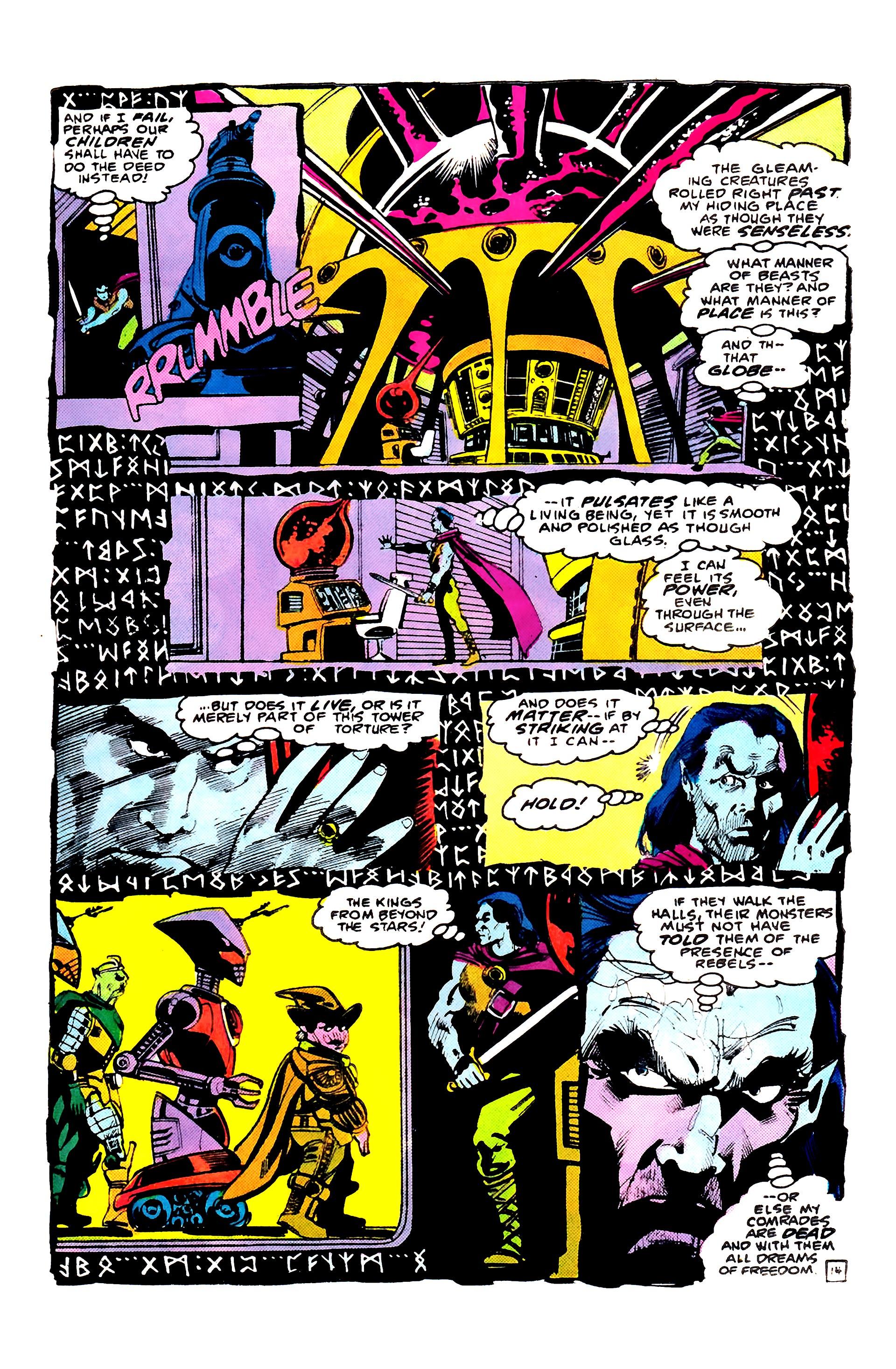 Read online Secret Origins (1986) comic -  Issue #8 - 20