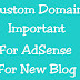 How Important Domains For AdSense