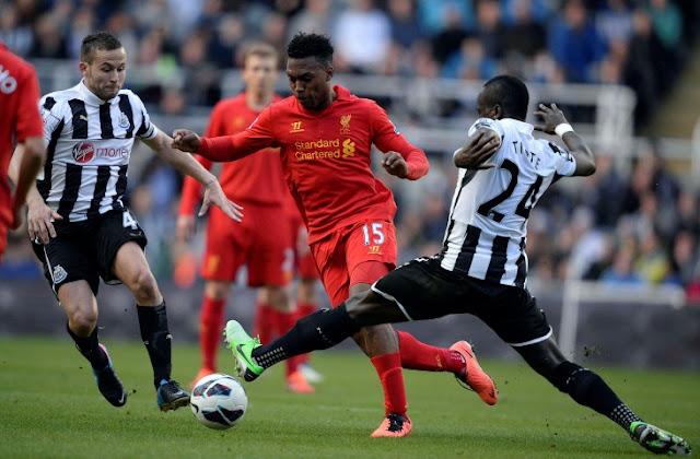 Newcastel United vs Liverpool
