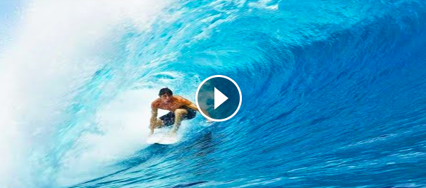Cloudbreak Turned On Fioravanti and Fanning Go Bonkers in Fiji Sessions