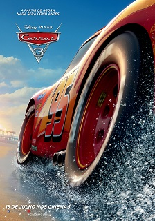 Carros 3 2017 Torrent Download – WEB-DL 720p e 1080p 5.1 Legendado
