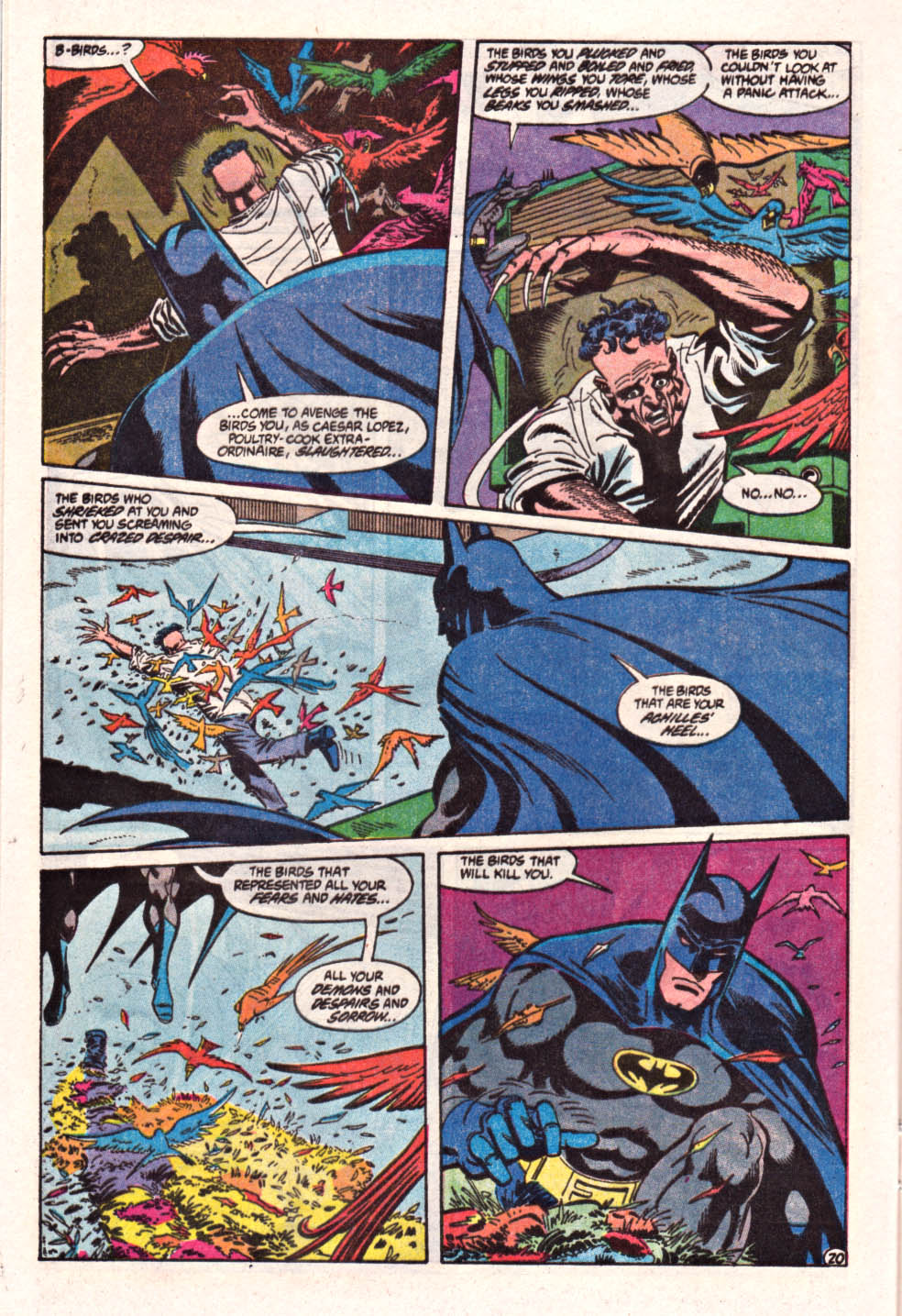 Detective Comics (1937) 640 Page 20